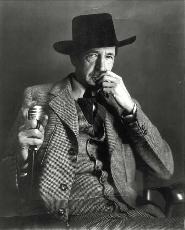 Wisdom of the Ground Maynard Dixon Black Hat Cane