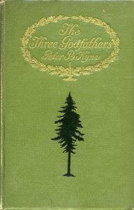 Books Illustrated by Maynard Dixon - THE THREE GODFATHERS Peter B. Kyne
