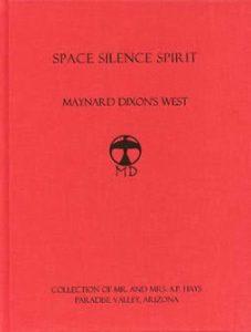 Maynard Dixon Books Posters Maynard Dixon Space Silence Spirit Book